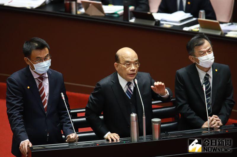 中國突禁台灣鳳梨 蘇貞昌:兩岸善意累積、不該政治處理