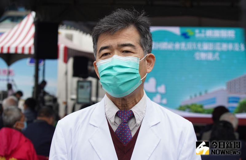 徐永年談高端疫苗受測