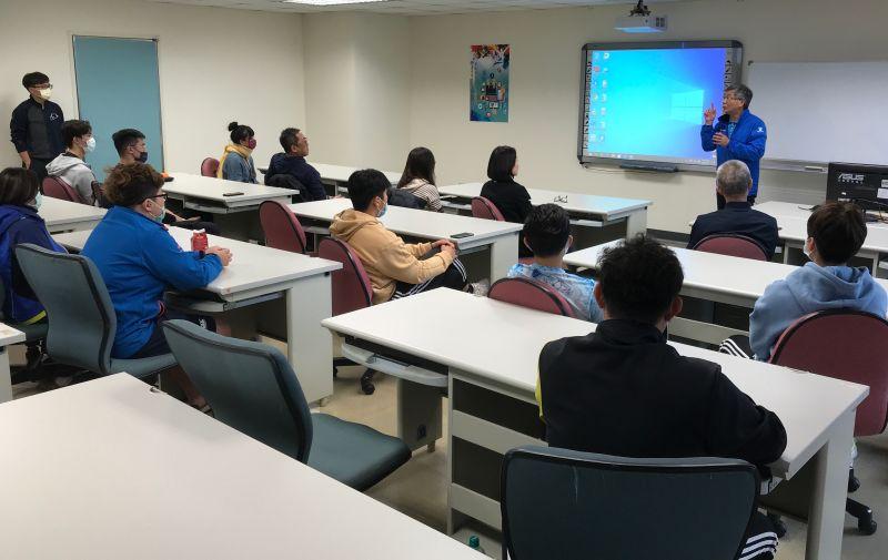 ▲臺北市立大學天母校區在今(2)日成立「運動傳播專長人才培訓計畫」。(圖/官方提供)
