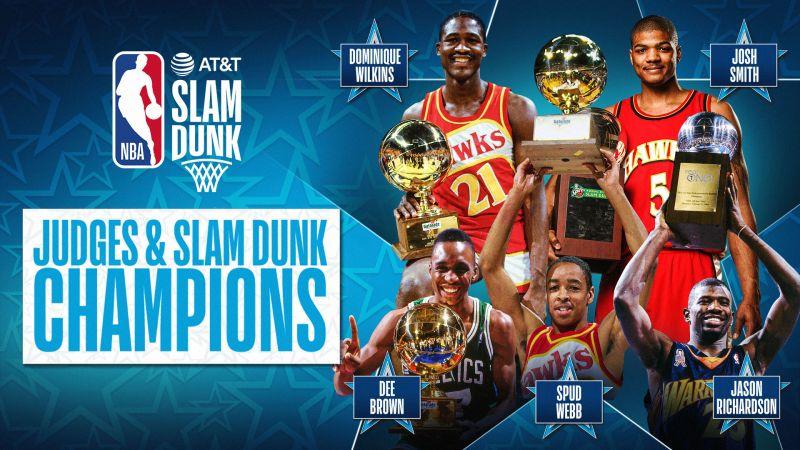 NBA/灌籃大賽球員參加意願低 反觀7冠評審團陣容豪華