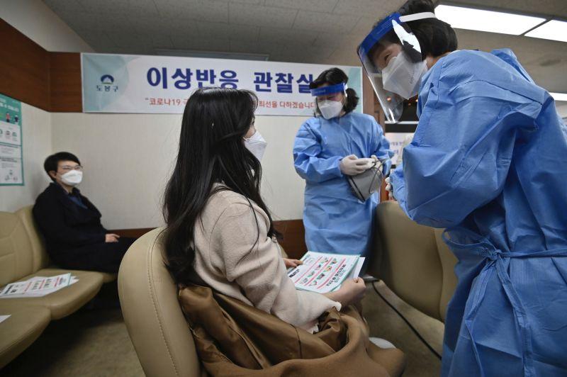 韓國接種新冠疫苗 過敏累計3689例、死亡增至8例