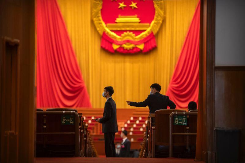 中國兩會今開幕 「國家統一法」是否推出受關注