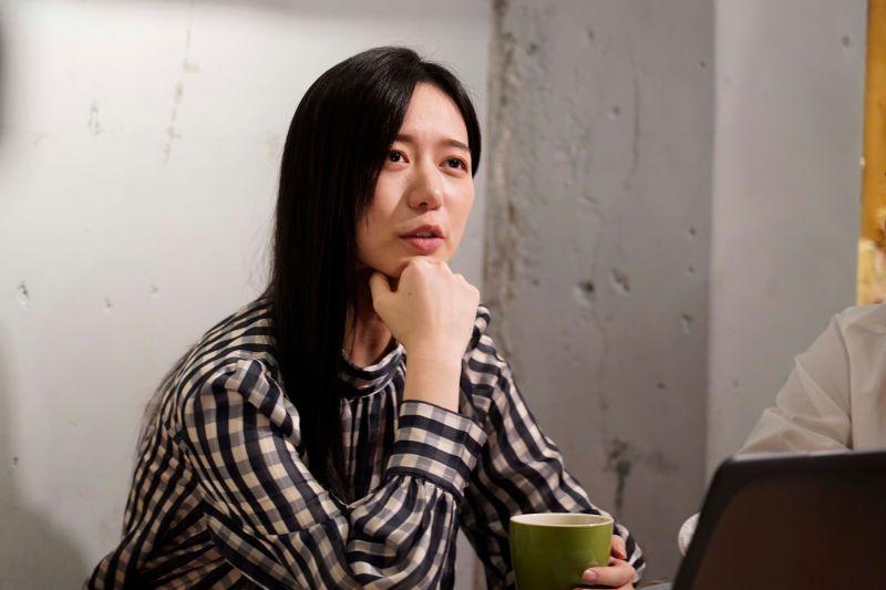 ▲ 飾演女主角的伊林娛樂旗下藝人張菁菁 。(圖/伊林娛樂 提供)