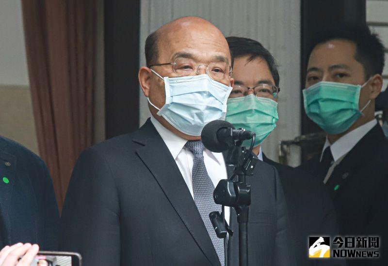 台帛旅遊泡泡將上路 蘇揆要求相關部會謹慎保護國人健康