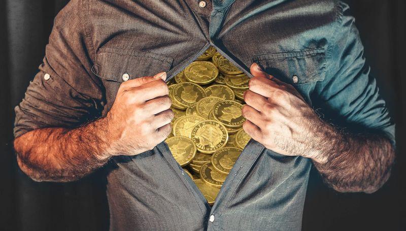 ▲4月下旬有3大「星座+生肖組合」財運非常旺,其中第一位不僅迎來正財,偏財運也同時降臨。(示意圖/翻攝自Pixabay)