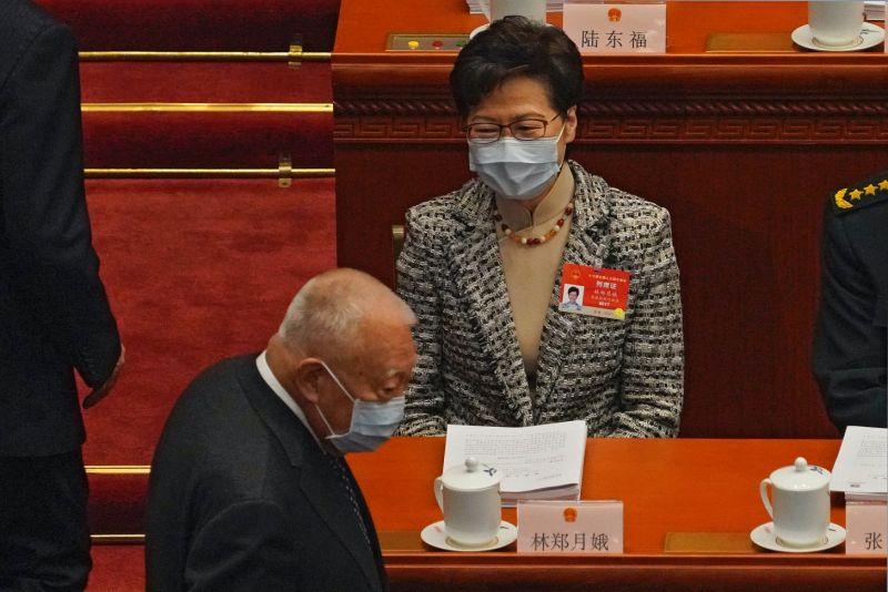 中國人大將修改香港選制 官媒:保障長治久安