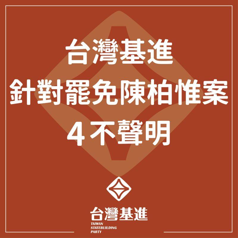 刪Q一階通過 台灣基進提四「不」
