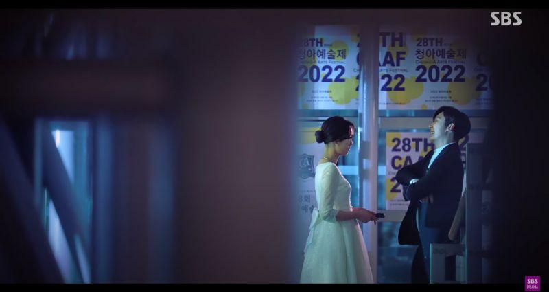 ▲劇中,尹鐘焄(右)為了親生女兒而形象黑化。(圖/SBS