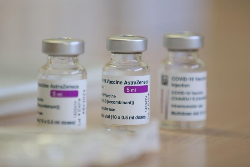 ▲奧地利暫停施打AZ疫苗。(圖/美聯社/達志影像)