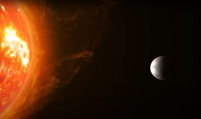 ▲國外有天文研究團隊近日發現一顆距離地球僅26光年的類行星。(圖/翻攝自UNSW推特)