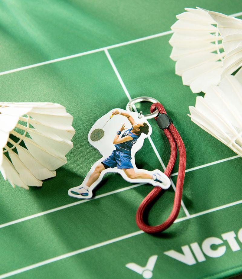 ▲戴資穎世界球后紀錄延續中,首張運動員造型悠遊卡同慶。(圖/悠遊卡公司 提供)