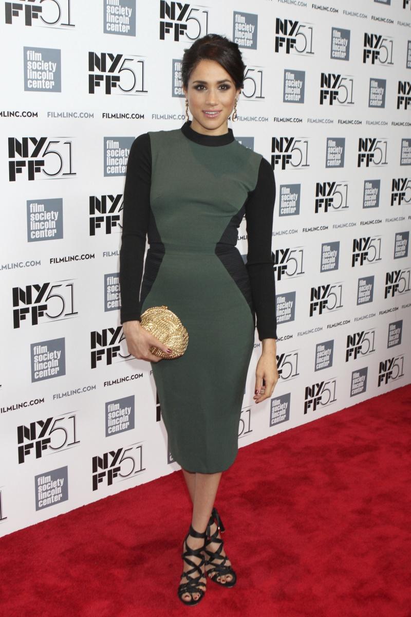 ▲▼婚前的梅根是美國知名的模特兒與演員。圖為她2013至2014年間,出席美國電影活動、慈善晚會之資料照。(圖/美聯社/達志影像)