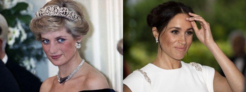 皇家飯碗不好捧!黛妃、梅根專訪皆重創王室形象