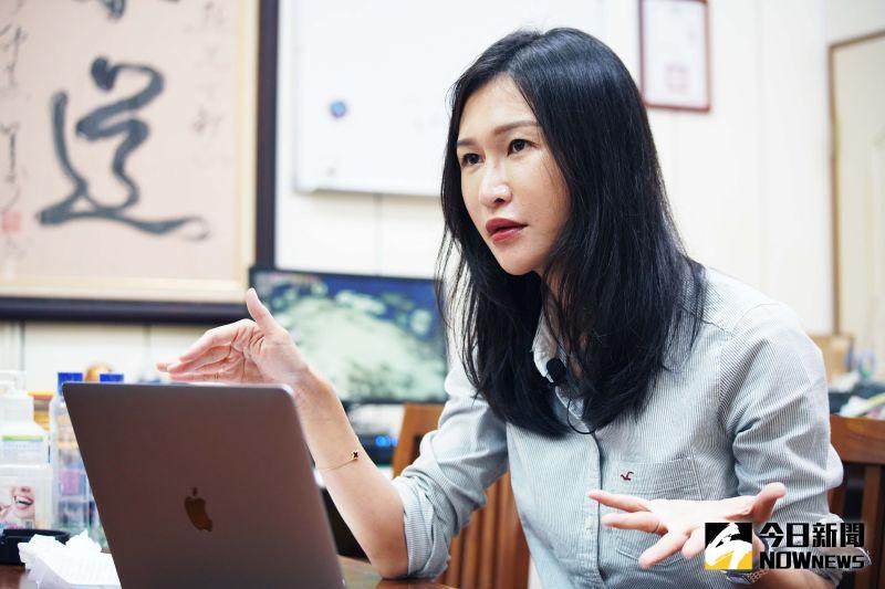 專訪/PTT戰神qn進軍政壇!黃瓊慧「早就對政治有興趣」