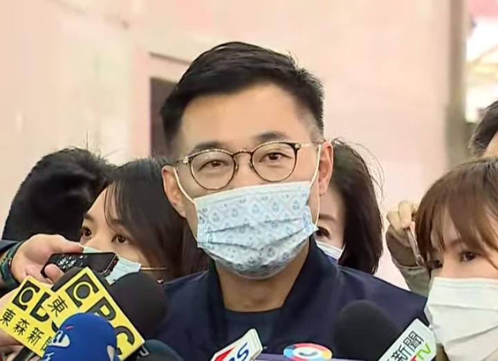 國民黨主席江啟臣