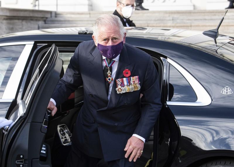 看完哈利專訪 外媒:查爾斯王儲陷入絕望