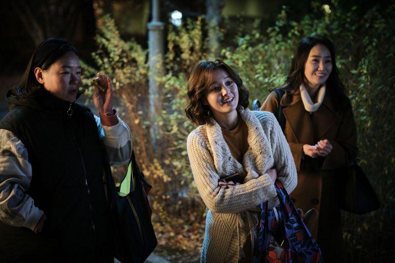 ▲▼金光奎(上圖左)與南寶拉(下圖中)也有參演。(圖/華映娛樂)