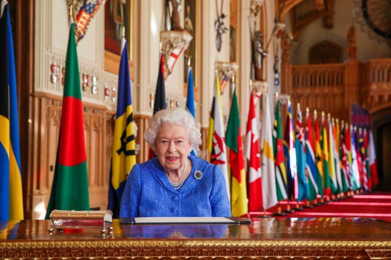 英國王室爆擬好聲明回應梅根專訪 卡在女王沈思一夜拒簽