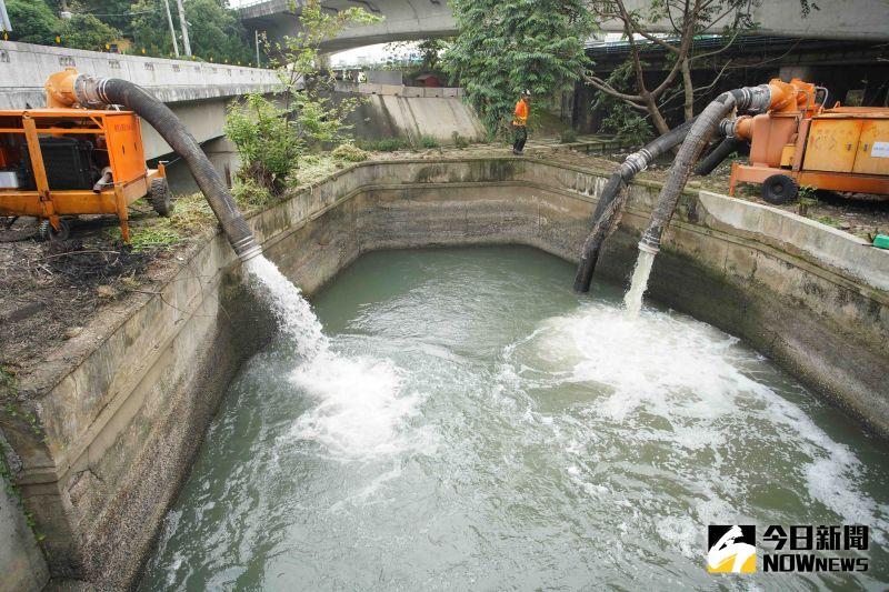 前瞻水資源建設花603億!水利署:此次枯旱發揮效益