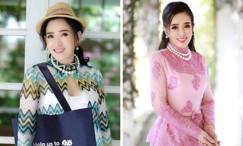 ▲首位奪下環球小姐殊榮的泰國美女——亞芭詩拉(Apasra