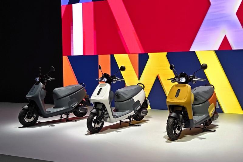 ▲Gogoro近日推出全新車款VIVA