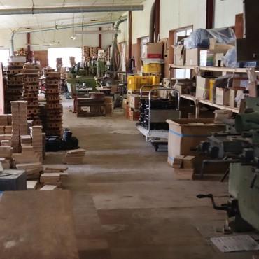 ▲一年達7萬雙的老工廠「斉藤桐材工業有限会社」。(圖/公關照片)