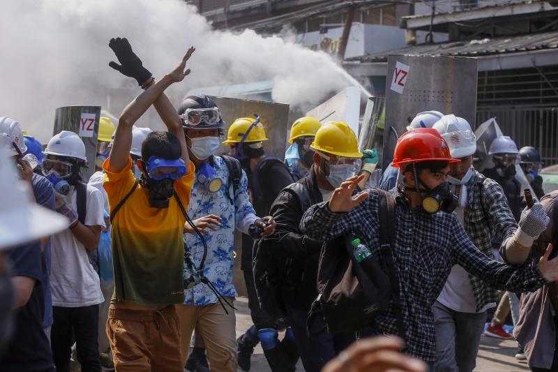 緬甸局勢續惡化!翁山蘇姬被控收賄 民眾威脅炸中國油管