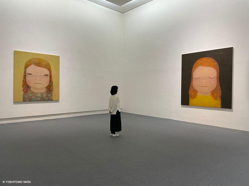 ▲奈良美智特展。(圖/文化總會提供)