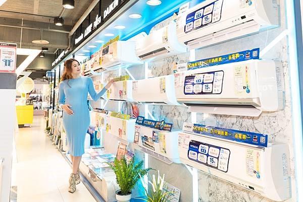 ▲全國電子品項齊全,價格挑戰市場新低,近來更釋出早鳥優惠,與消費者一同肩並肩。(圖/品牌提供)