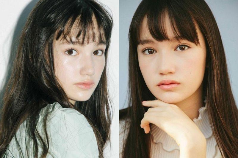▲日本一名女模特兒登上雜誌爆紅,真實年齡更讓網驚呆。(圖/翻攝自《@lespros_raira》 IG)