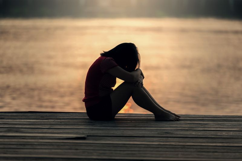 ▲原PO因為每天被催生,搞得心理壓力很大,夫妻倆還因此吵架,讓她相當崩潰。(示意圖,圖中人物與文章中內容無關/取自