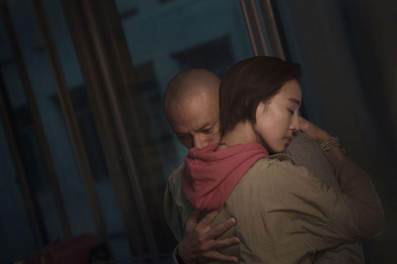 ▲《緝魂》由張震(右)、張鈞甯(左)主演。(圖/威視電影提供)