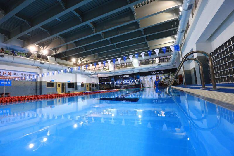 中市公立游泳池節水抗旱  22日起縮短開放時間