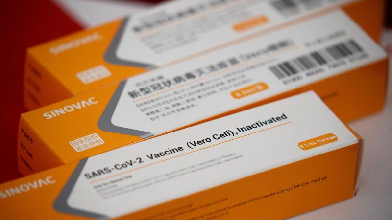 ▲中國積極推展COVID-19疫苗外交,但國內加快接種疫苗後,近日卻傳出疫苗供應吃緊,包括上海市等多地這兩天陸續公告暫停接種。中國工信部長昨天還直奔科興公司,要求加快生產疫苗。(圖/翻攝自中國科興官網)