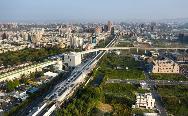 軌道效應持續發熱 富宇富好佔交通、商圈優勢