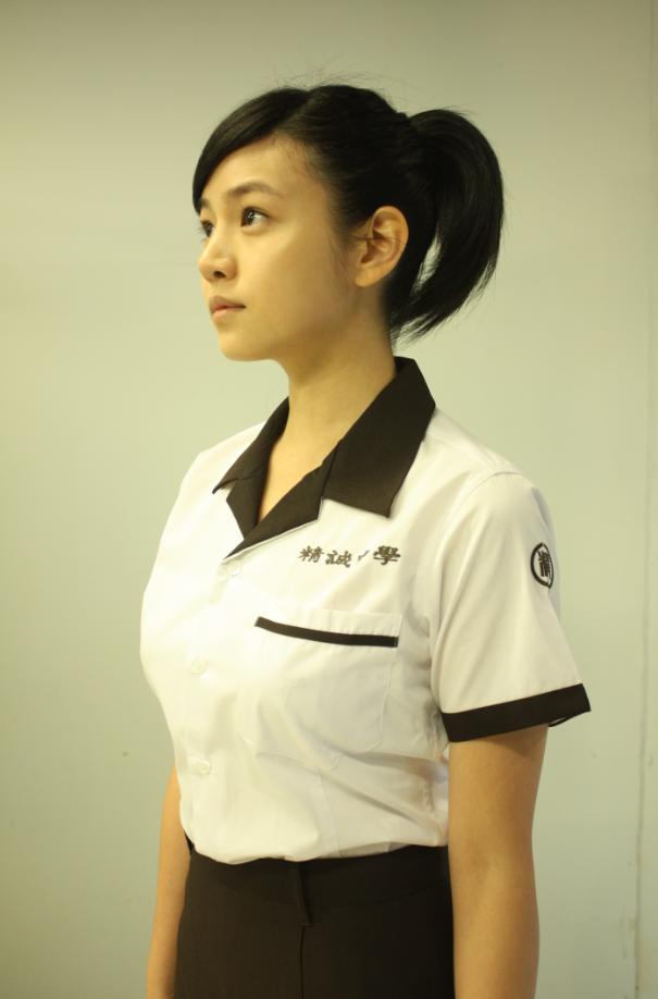 ▲陳妍希出演《那些年》攀上事業高峰。(圖/九把刀部落格)