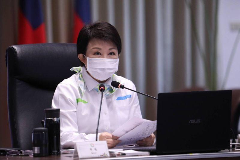 ▲台中市長盧秀燕表示,支持中火以燃氣機組汰換燃煤機組。(圖/NOWnews資料照,記者柳榮俊攝)