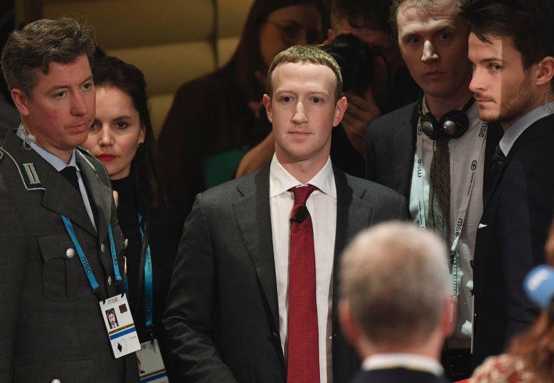 祖克柏/Mark Zuckerberg/臉書