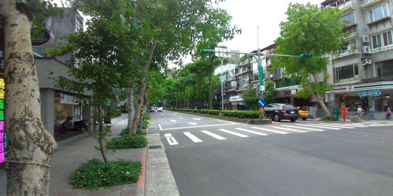 台北的危老改建火熱