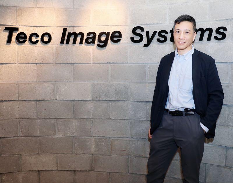 東元電機常務董事、資訊電子事業群執行長黃育仁