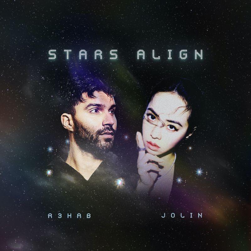 ▲蔡依林與全球百大DJ排行13的R3HAB合作,推出新歌《Stars