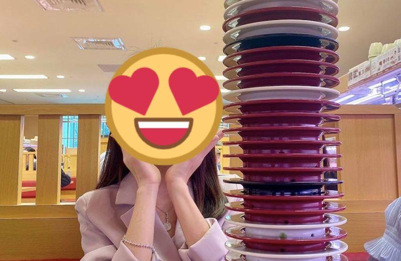 超正「林鮭魚」現身壽司店!甜蜜笑容受封全台最美