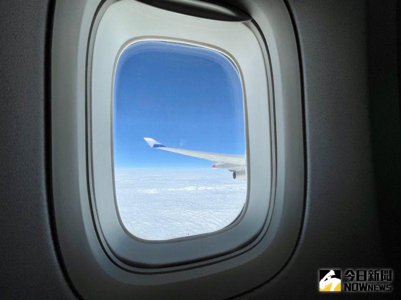 直播/台帛旅遊泡泡班機將起飛 機艙內部一探究竟