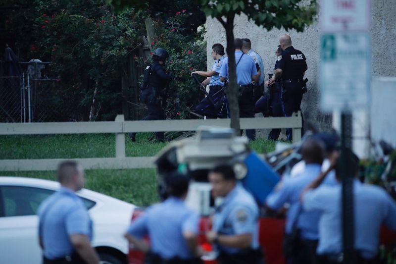 賓州費城非法大型集會傳槍擊 1死5傷