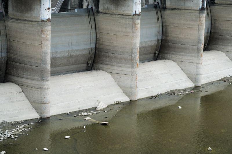 蓄水率不到9.2%!台灣4主要水庫一成保衛戰失守