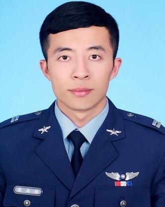 ▲F-5E戰機飛官羅尚樺中尉。(圖/空軍司令部提供)