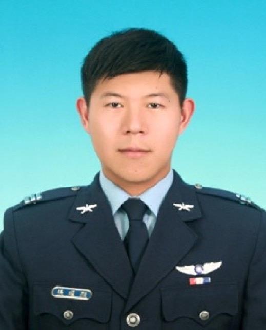 ▲F-5E戰機飛官潘穎諄上尉。(圖/空軍司令部提供)