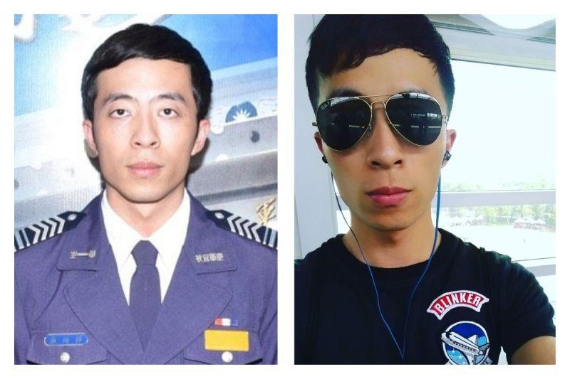 ▲空軍F-5E戰機昨(22)日再傳墜海意外,飛官羅尚樺中尉不幸殉職。(圖/翻攝自空軍官校官網,羅尚樺上尉臉書)