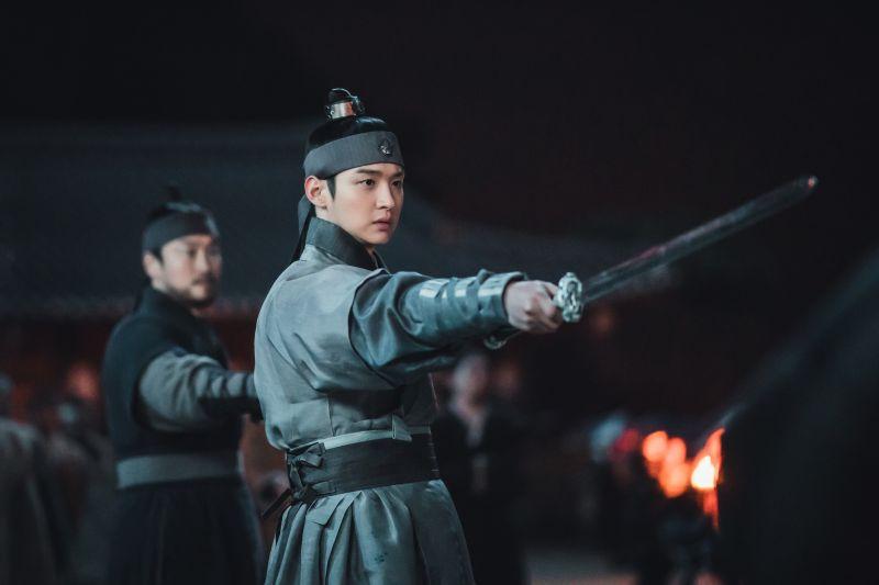 ▲張東潤的形象,被劇迷稱讚「很適合演王子」。(圖/friDay影音)