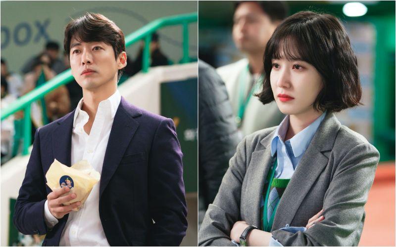 ▲南宮珉(左)跟朴恩斌相差15歲,但合作拍戲超有默契。(圖/衛視中文台)
